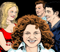 A sexually charged play in the heidi chronicles by wendy wasserstein